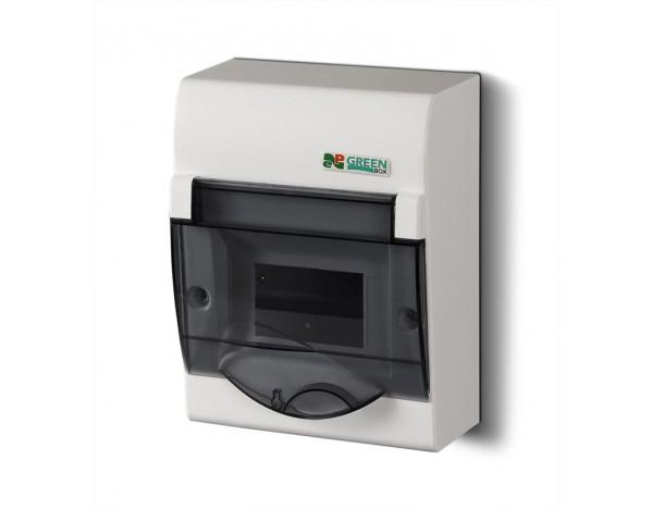 GREEN BOX RN 1/6 IP 40 (N+PE)