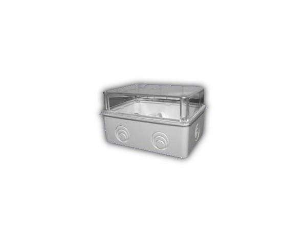 Obudowa CARBO-BOX 158x118x80 IP55 z szyną