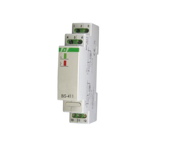 F&F  Przekaźnik Bistabilny BIS-411