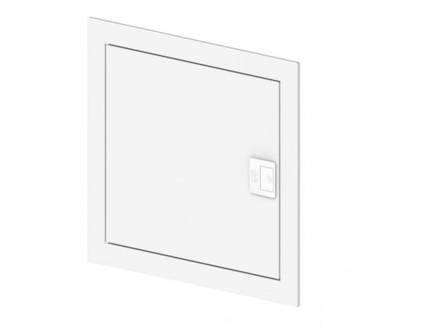 MSF Drzwi 1/14 metalowe z ramą kompletne
