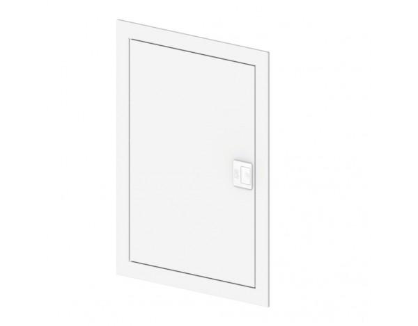 MSF Drzwi 2/28 metalowe z ramą kompletne