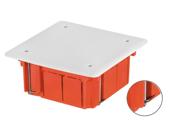 Puszka p/t do ścian karton gips INSTALL-BOX 95x95x50