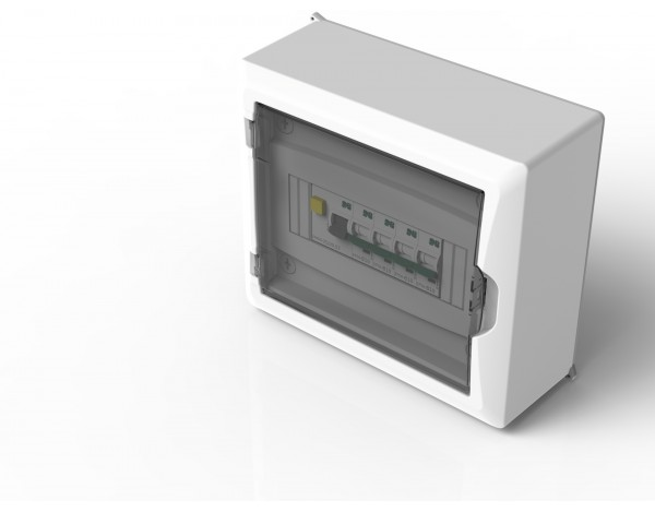 CONOMIC BOX RN 1/8 IP 40 (N+PE)
