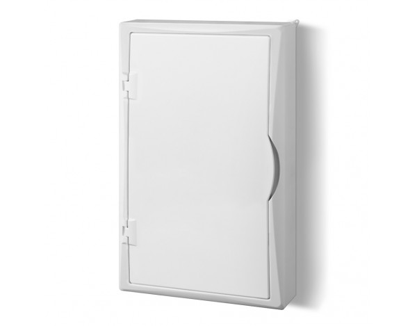 ECONOMIC BOX RN 3/36 IP 40 (N+PE)